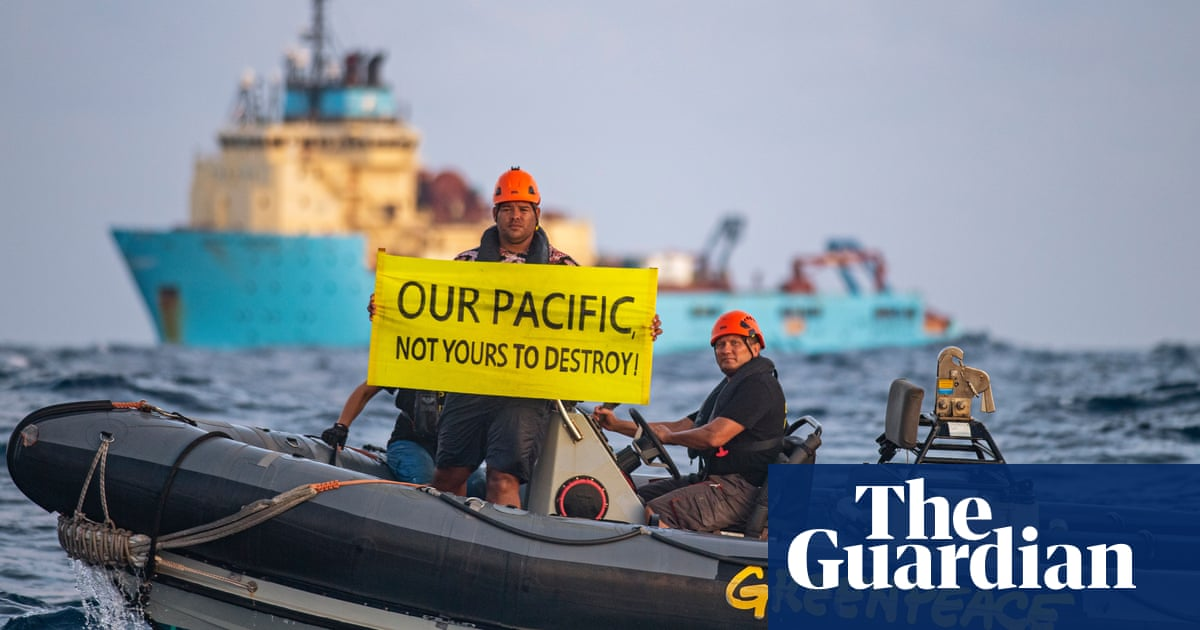 'False choice': is deep-sea mining required for an electric vehicle revolution?