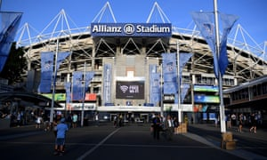 Allianz Stadium at Moore Park, which has been declared a security risk. A local residents' group wants it to be refurbished but has questioned the need for an entire rebuild.