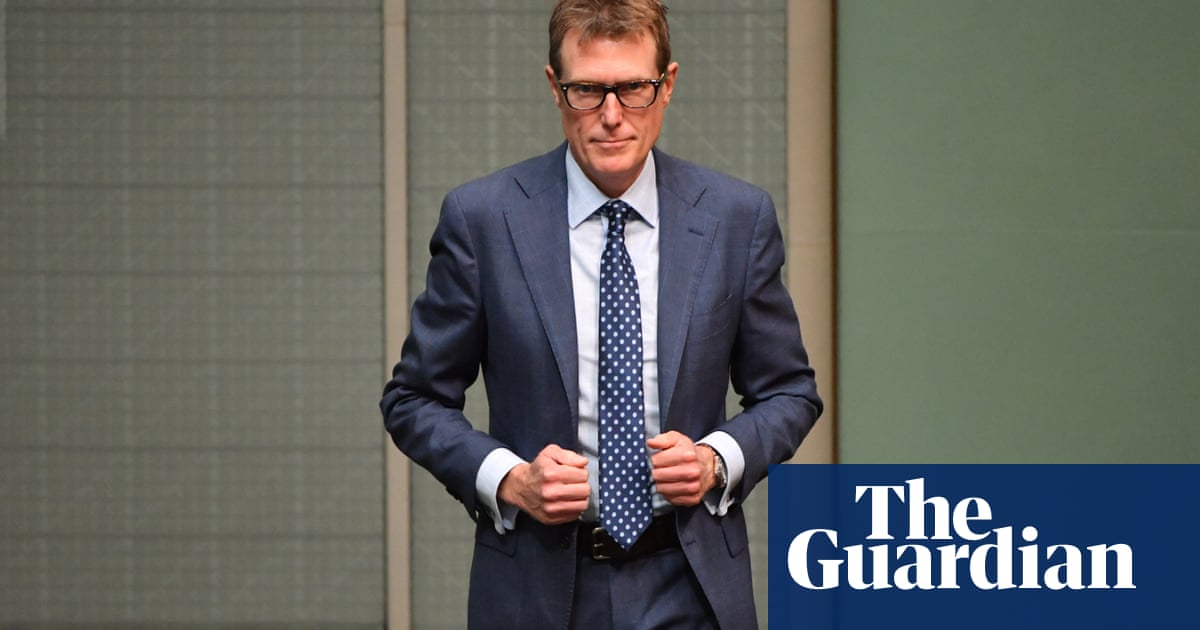 Christian Porter was warned by PM in 2017 over reports of 'drinking with young women' – The Guardian