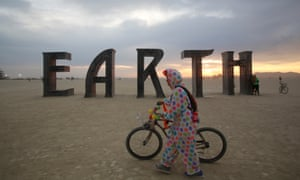 Exit Planet Dust: welcome to Burning Man