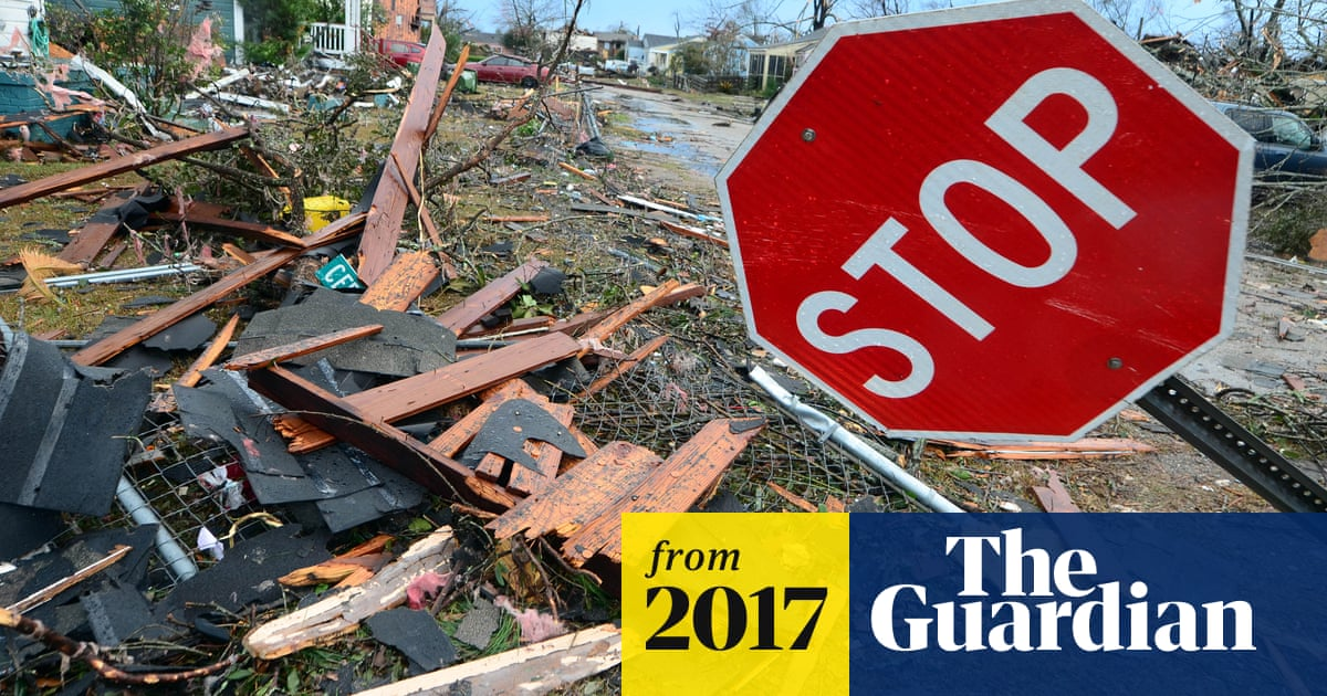 Severe weather including tornadoes kills 18 in Georgia and