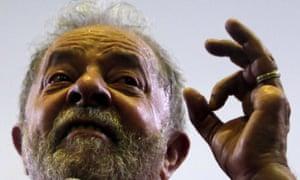 State prosecutors in Brazil are seeking the arrest of former president Luiz Inacio Lula da Silva on charges of money laundering and identity fraud.