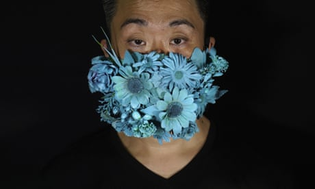 Hongkongers find creative ways to voice dissent – in pictures