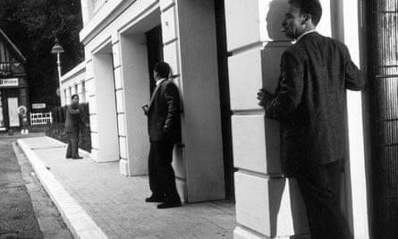 Jean-Pierre Melville's breakthrough film, Bob le Flambeur (1956).