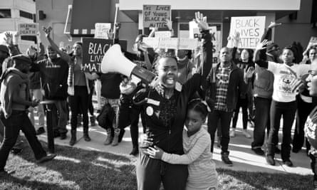 Whose Streets? follows Ferguson activists behind the front lines.