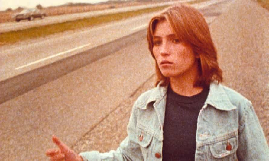 Linda Manz in Dennis Hopper's Out of the Blue.