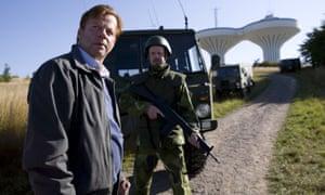 The Wallander Swedish TV series.