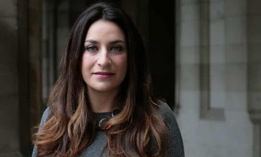Luciana Berger, the shadow mental health minister