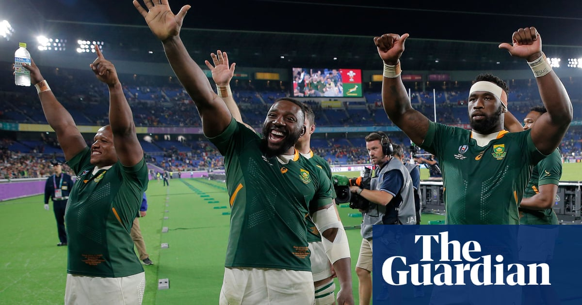 South Africa's Rassie Erasmus delivers final warning to England