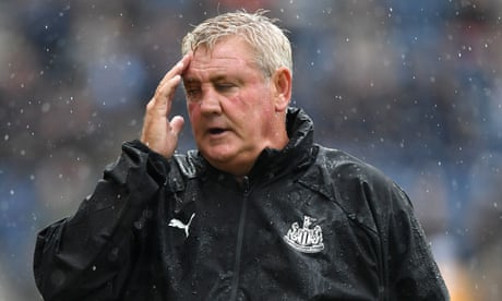 Steve Bruce invokes siege mentality to navigate the Newcastle storm