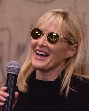 Joanna Stingray in April 2019.