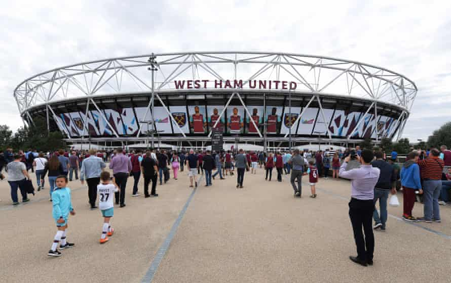 It S Soulless Here Why West Ham Fans Are In Revolt Football The Guardian