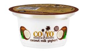 CoYo natural coconut milk yoghurt