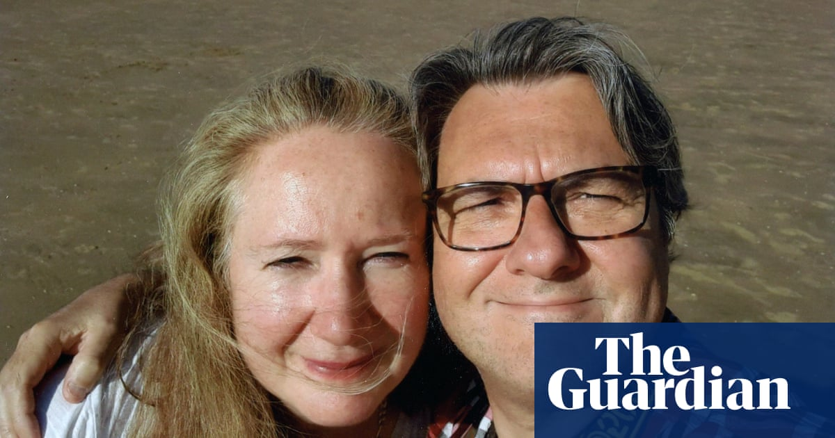 How we met: 'It took until I was 48 years old to meet the handsome prince'