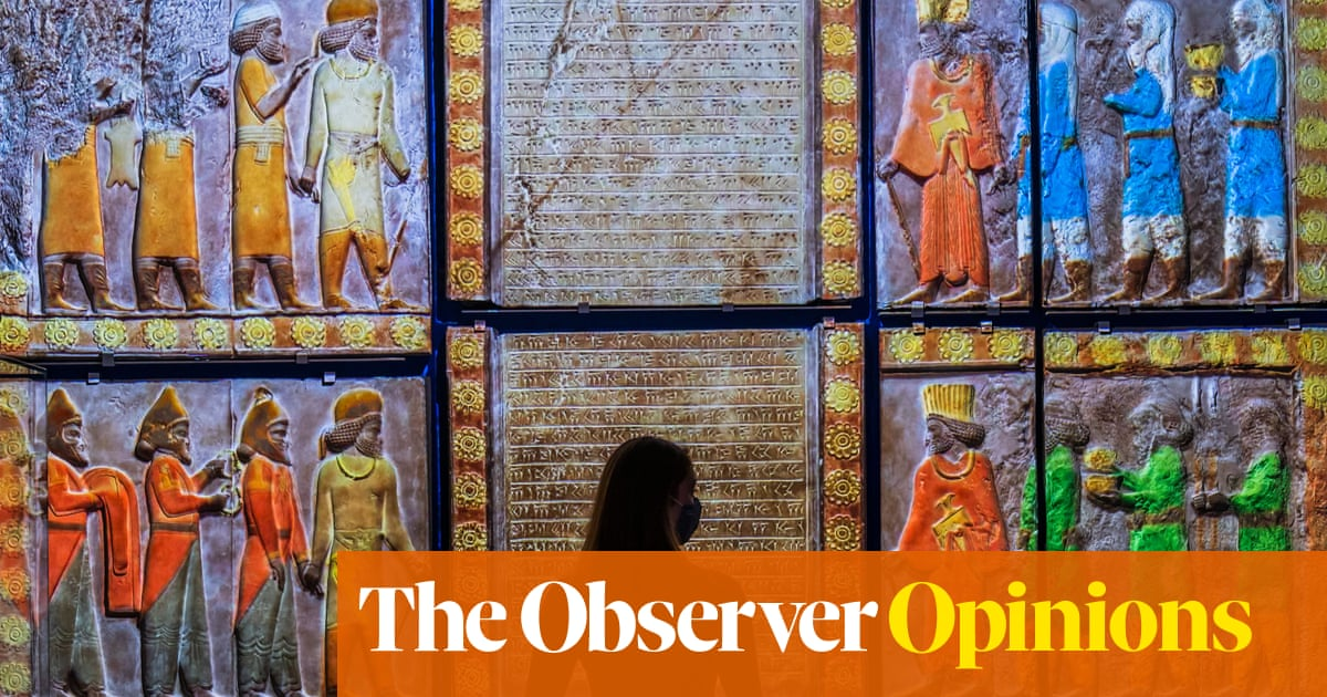 An exquisite new exhibition brings home my long obsession with Iran