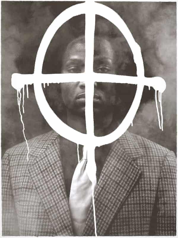 Rashid Johnson (American, born 1977). Thurgood in the House of Chaos, 2009.