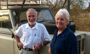 Australians Ken and Jocelyn Elliot