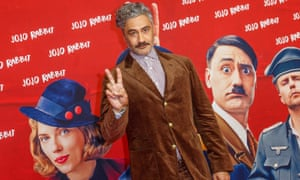 Underdog … director Taika Waititi stars as Hitler.