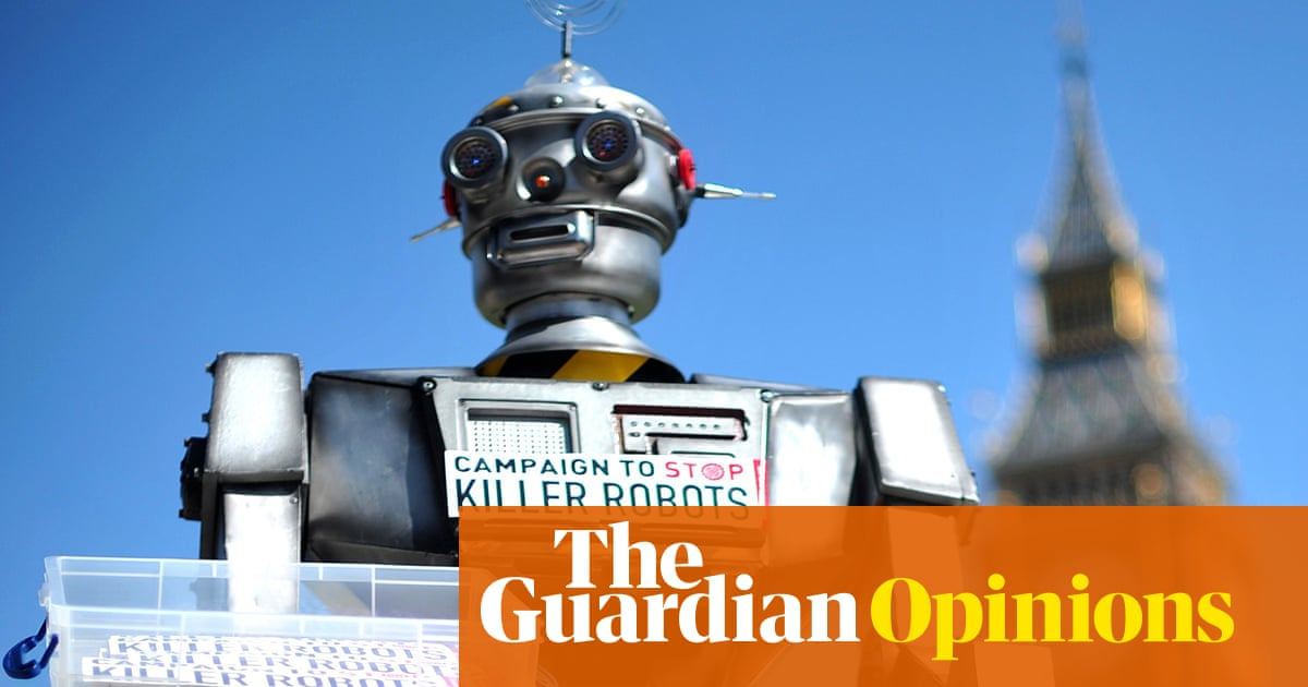 We're running out of time to stop killer robot weapons | Bonnie