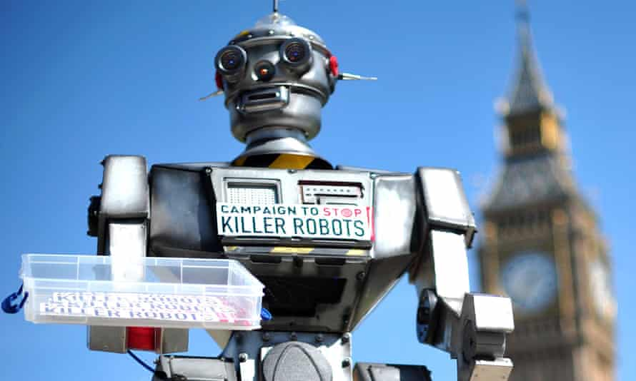 The campaign to stop killer robots has drawn attention to the dangers of autonomous weapons