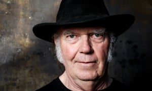 Neil Young: 'Be like our brothers and sisters at Standing Rock. Be there if you can. The progress we have made over 240 years as a nation, has always come first from the people.'