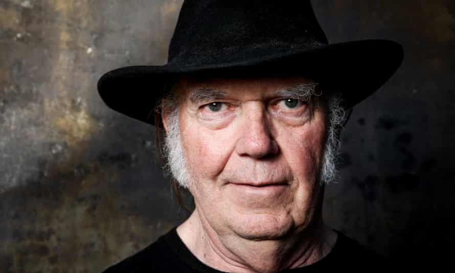 Neil Young, who has lived with epilepsy