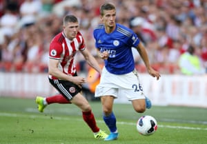 Dennis Praet went to school 70km from home to be part of Genk's academy.