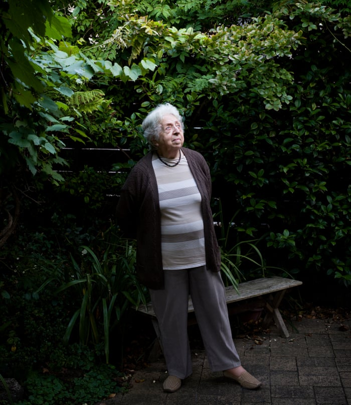 Surviving the Holocaust: 'I didn't allow any hatred to grow