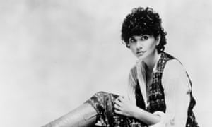 Linda in 1980 … 'When I listen to all my old stuff, I tend to be horrified.'