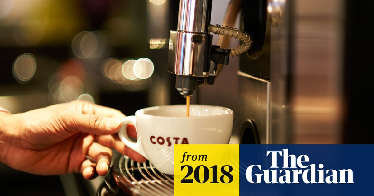 067f4fafed Costa Coffee loses its froth as sales fall