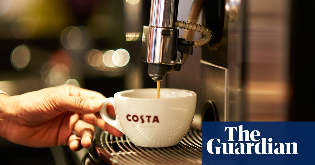 Costa Coffee gives staff 5% pay rise as it looks to recruit 2,000 workers