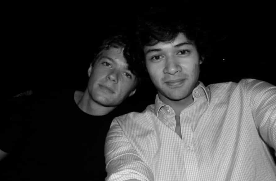 Freddy Grant and Burton Reynolds in November 2009