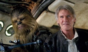 Lucas's ideas were discarded ahead of production for The Force Awakens.