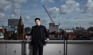 Pavel Durov, founder of Telegram.