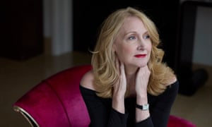 Patricia Clarkson, photographed in London for the Observer New Review.