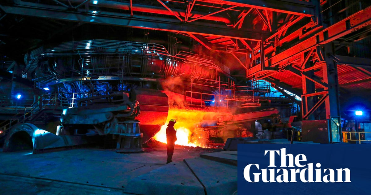 British Steel on verge of collapse as government talks stall