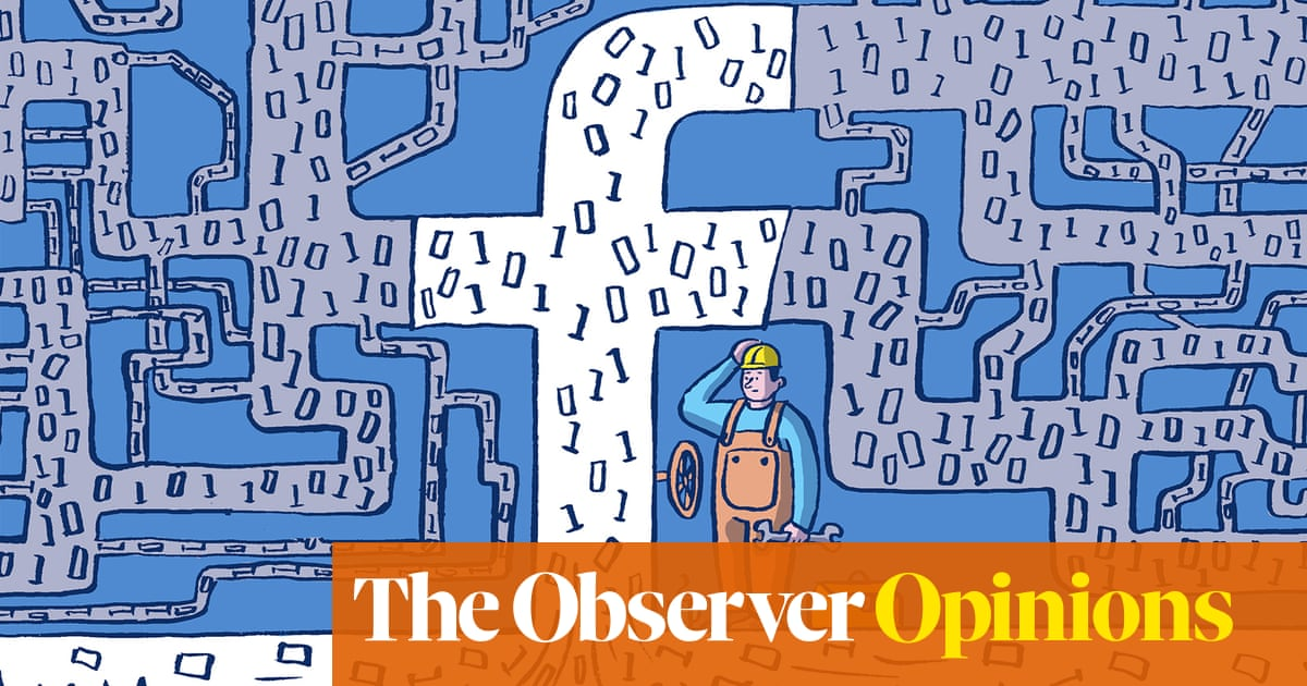 How can Facebook change when it exists to exploit personal data
