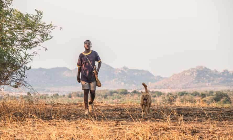 Maxwell Simba in The Boy Who Harnessed the Wind.