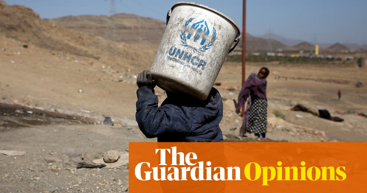 We've cut aid to Yemen and children will starve – is this what global Britain means?