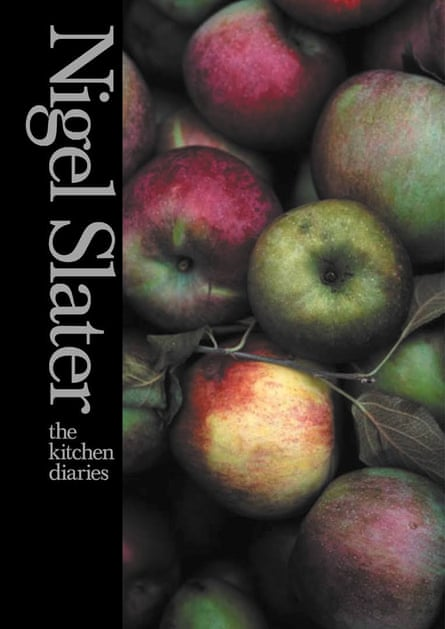 The Kitchen Diaries by Nigel Slater: all about familiarising yourself with ingredients and understanding flavours.