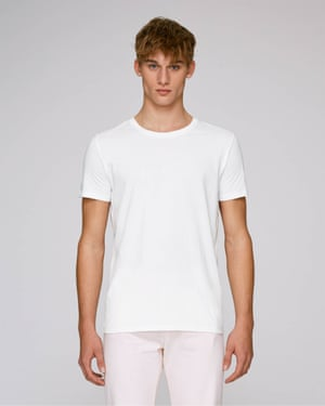 Organic T-shirt, £12.50, Brothers We Stand.
