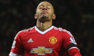 Manchester United's Memphis Depay had a season to forget.