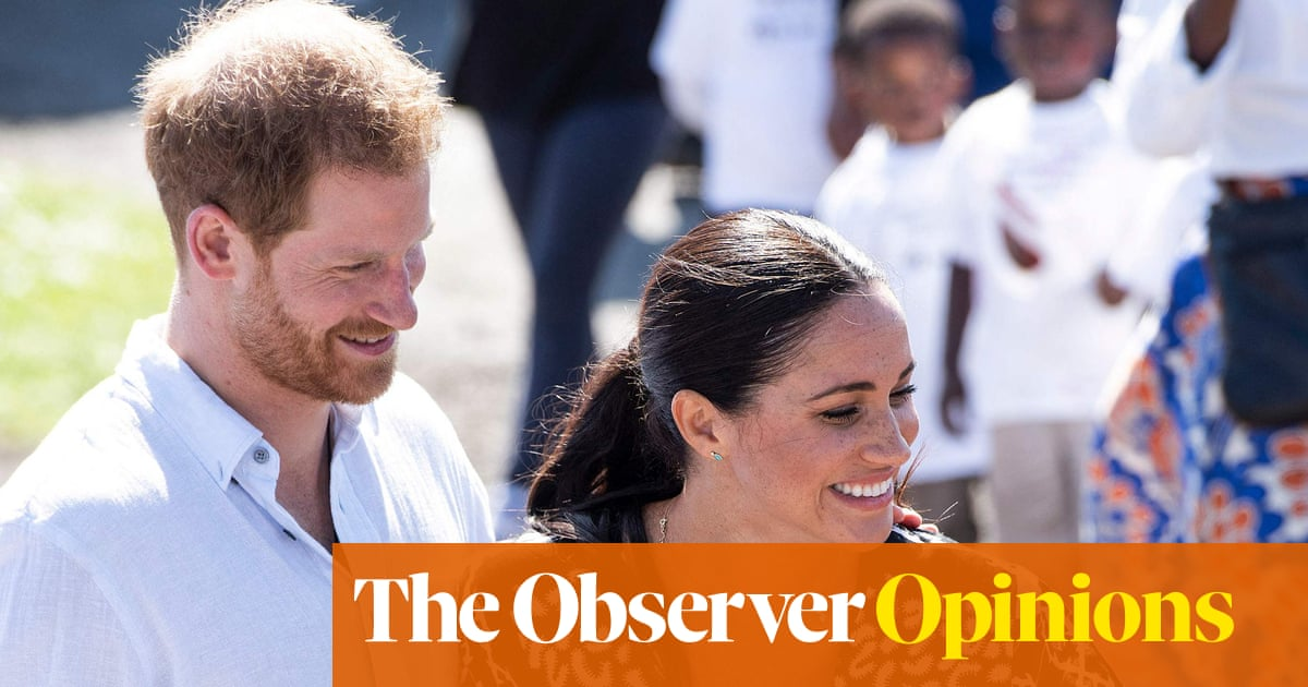 Not even published, already damned – why are people running scared of Prince Harry's memoir?