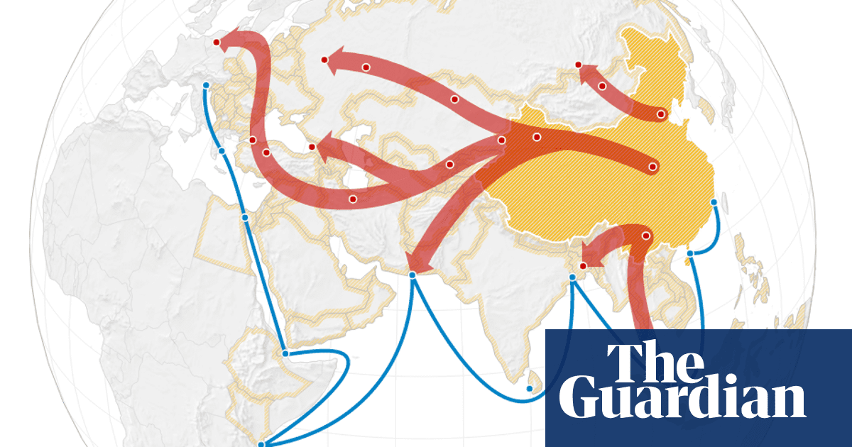 What is China's Belt and Road Initiative? | Cities | The