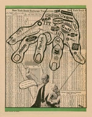 Emory Douglas - The Black Panther Illustration