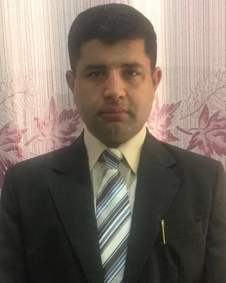 Naveed Khan.