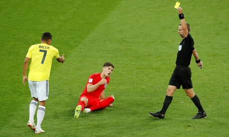 Colombia 'the dirtiest team I've ever played against', says John Stones
