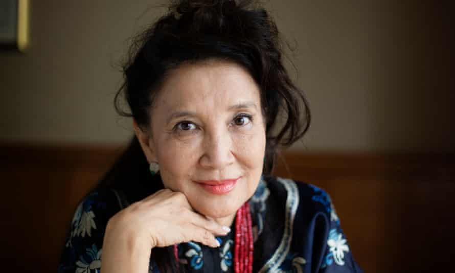 Writer Jung Chang, author of Wild Swans.