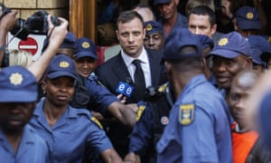 Oscar Pistorius parole: a symbol of being rich and white in South