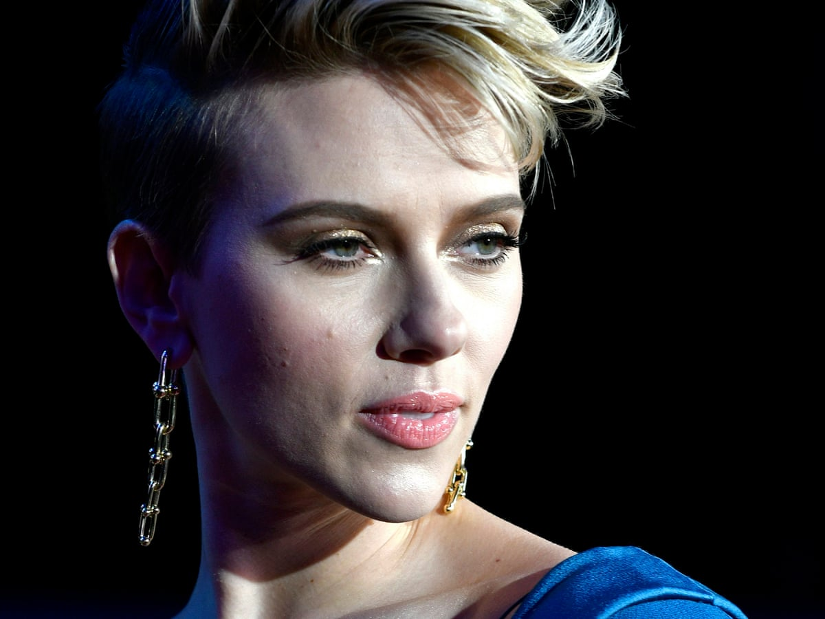 Scarlett Johansson Charismatic Queen Of Science Fiction Film The Guardian